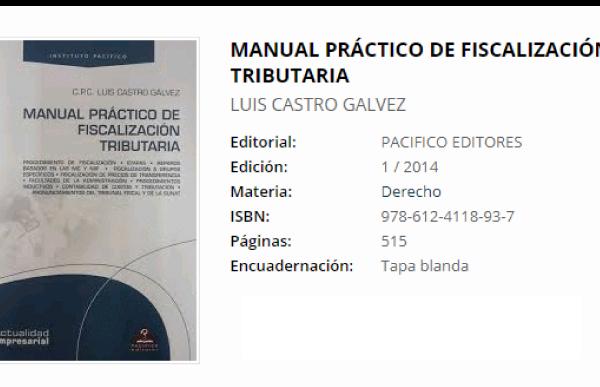 libro_luis_castro_manual_practico_de_fiscalizacion_tributaria